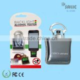 breathalyzer alcohol tester with lcd display for Iphone 5                                                                         Quality Choice