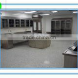 beautiful design used widely in chemistry and biology lab table with stainless steel 304 base