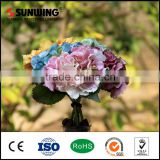 long stem artificial silk roses flower wedding bouquet peony                                                                         Quality Choice