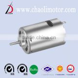 high quality mini brushed motor CL-RS545PH for hair dryer and drill products