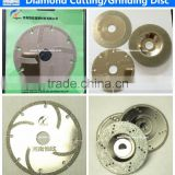 china supplier factory price ceramic diamond blade electroplated diamond blade for ceramic tile