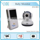 Digital Wireless Voice Control Baby Monitor Safety Vedio Camera DVR with Night Vision AV OUT 2011