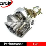 12 month warranty aftermarket garrett t28 turbocharger fit for 240SX S13 SR20DET KA24DE ENGINE