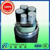 0.6-1KV Fire Proof Flame Retardant UL Listed Aluminium Alloy Power Cable
