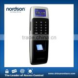 1.8'' HD LCD Screen TCP/IP Network RFID Biometric Fingerprint and Door Access Control System Time Attendance for reader