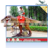 2015 Outdoor theme park dinosaur amusement rides for sale                                                                         Quality Choice