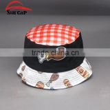 High Quality Embroidered Logo Bucket Hat Custom Designed Fisherman Hat And Caps Wholesale