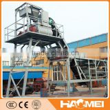 Easy to operate portable concrete admixture mixing plant