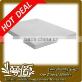 compressed full size Ultra soft memory foam bed topper