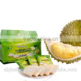 VIZIPU Durian flavour Egg Cookie 210g/bag - Delicious biscuit