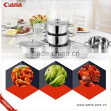 Best quality Induction Cooking Pots Non-Stick Cooking Set Stainless Steel Cookware                                                                         Quality Choice