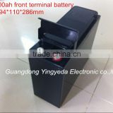 12v 100ah front terminal FT front terminal VRLA Battery Monitoring System lead acid battery
