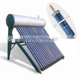 2015 high quality and low price new popular heat pipe solar collector solar water heater