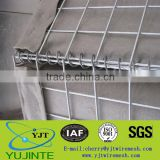 Anping factory supply best quality gabion wall hesco barrier/plastic coated gabion mattress/italy gabion manufacture