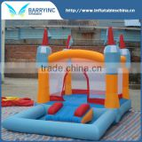 Mini baby bouncer , safety inflatable bouncy castle for kids