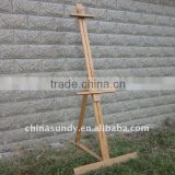 single level painting wooden easel(Artist)
