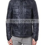 Goose Down Warm Winter Quilted Jacket for Mens