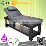 2016 hot sale model 811 heat treatment bed set spa furniture wooden massage table                                                                         Quality Choice