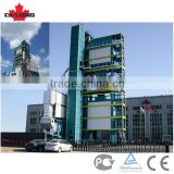 240t/h portable asphalt batch mix plant