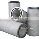 Nanfang High Quality Polyester Dust Collector Air Filter Cartridge
