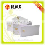 CR80 plastic pvc card china chip bank card size clear cards manufacturer