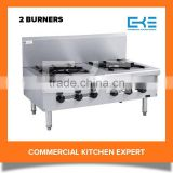 Table Counter Top Royal National Universal Stainless Steel or Cast Iron Gas Cooker Stove