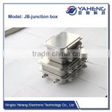JB signal adjustable Junction box stainless steel junction boxes cable joint box