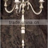 crystal centerpieces wholesale crystal candelabra crystal glass candle holder for decoration