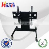 adjustable and moveable lcd tv stand cart