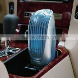 IONCARE Mini Desktop and Car UV Air Purifier With Negative Ion Generator,ESP Filter,UV Germicidal Lamp-GH2151