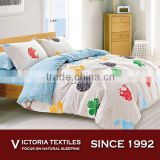 Fancy Home Collection Apple Chicken Leaf Pear Full Boys/teens Bedding Bed Sheets Set