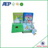 Matt lamination cheap price Free sample children books with sound effects