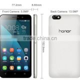 Huawei Honor 4X 4G LTE phone with Android 4.4 RAM 2GB ROM 8GB Front 5MP Rear 13MP Camera