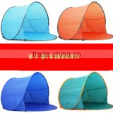 Automatic Pop Up 2 Person Beach UV sun shelter shade Outdoor Camping Tourism Folding Awnings Fishing waterproof canopy awning