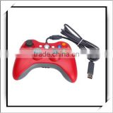 Hot Sale Wired Controller Pad for Xbox 360 Red