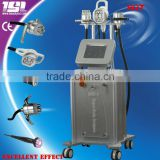 Fat burner! fast effect Multifunctional cavitation tripolar RF vacuum slimming machine