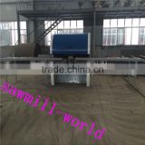 Portable Timber Processing Multi Blade Sawmill Machine