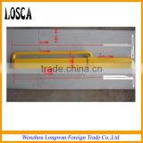 China Suppler electric fence star picket steel standard post driver for goat farm equipment