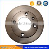 China car parts rear brake disc for Citroen Xantia 95667811