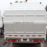 Sinotruk HOWO Garbage Compactor Truck 10 wheels waste collector truck china garbage truck