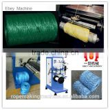 Plastic rope string cord yarn cotton twine spooling winding machine