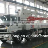 XCMG 24M Truck-mounted Concrete Boom Pump