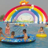 Wolong Inflatable Product Cartoon Slide Entertainment