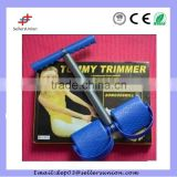 Foot pedal expander fitness body trimmer exercising