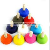Mini colorful silicone phone holder for iphone 5