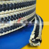 Graphite PTFE Rope With Aramid Corner