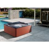Outdoor spa bathtub 3211-D