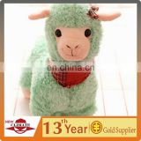 Cute and lovely Alpaca Plush Toy sheep Animal Kids Doll