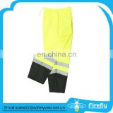 High visibility bondage shiny vinyl trousers bondage fetish shorts