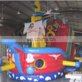 Empire new design inflatable pirate slide DS087
